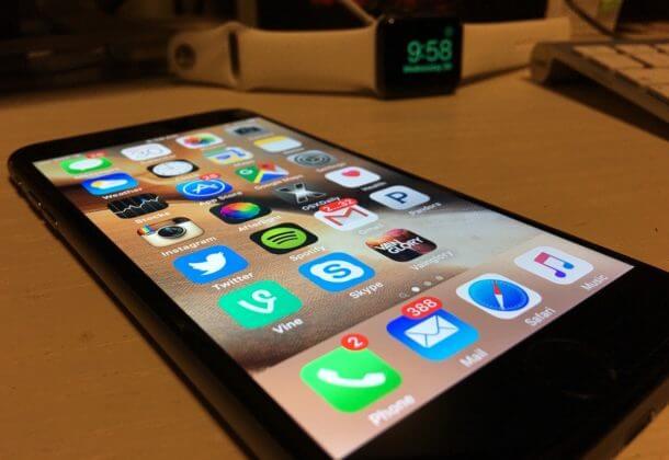 iphone lagging issue