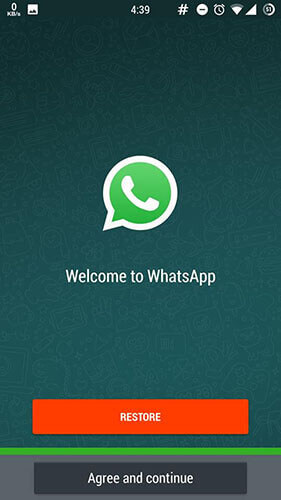 whatsapp stopping - launch gbwhatsapp