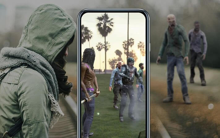 The Walking Dead: Our World game