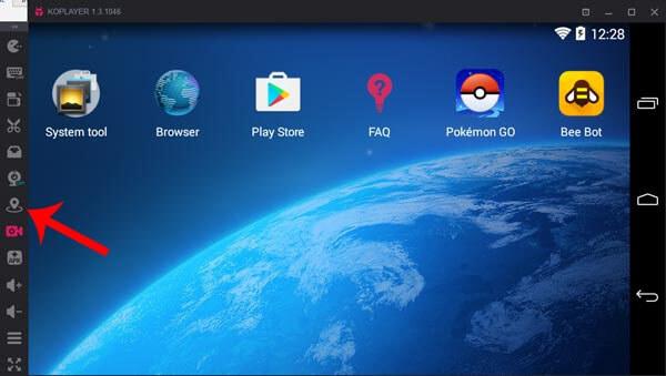 KoPlayer GPS