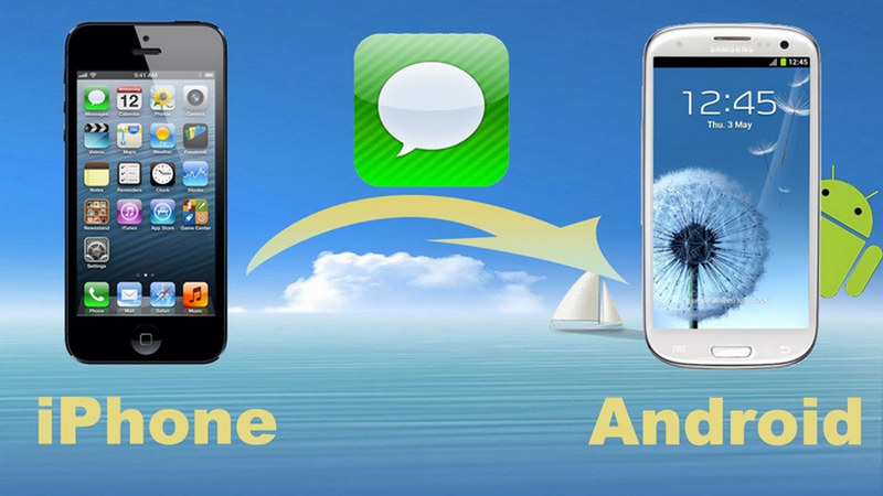 iphone sms to android 1