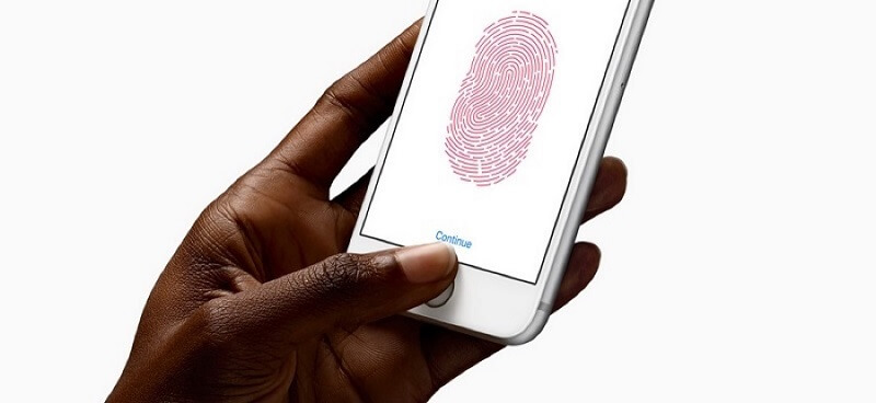 touch id gesture