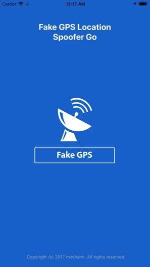 Fake GPS location - Spoofer Go