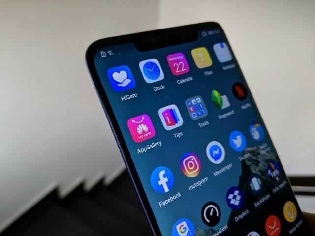 Übertragen von Huawei auf Samsung mit Dropbox 1