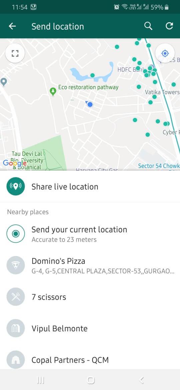 Whatsapp standort faken iphone