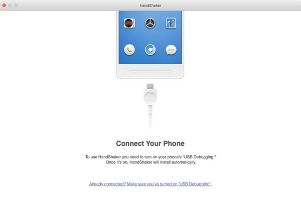 install handshaker on mac