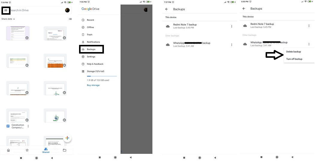 Zugreifen auf WhatsApp-Backups 1