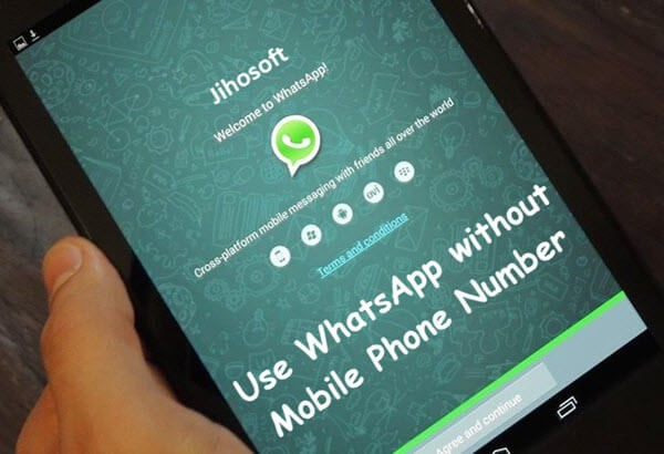 verify whatsapp without sim 1