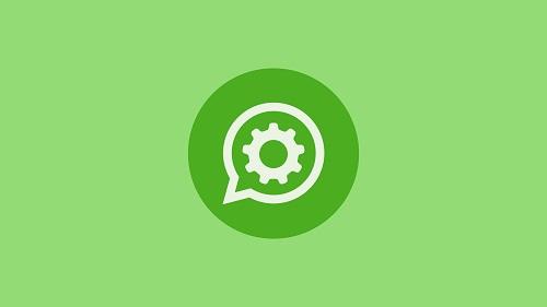 "Apply for the ""Whatsapp Business API"" program"
