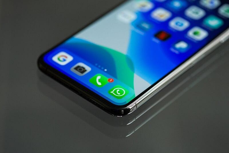 WhatsApp no celular