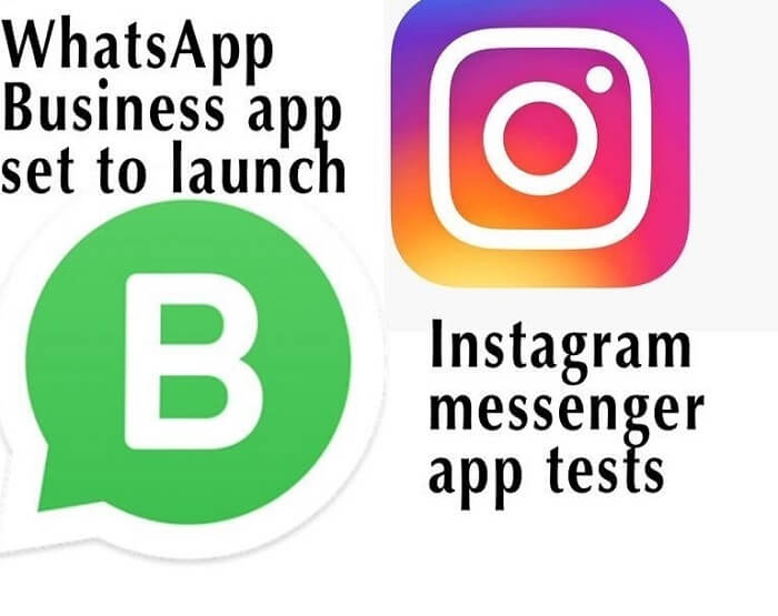 WhatsApp Business link with Instagram