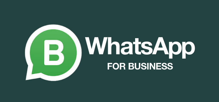 شعار WhatsApp Business