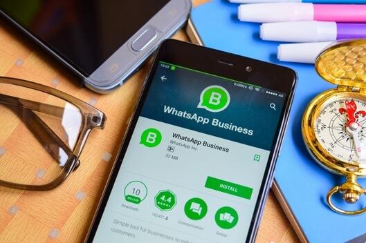 Whatsapp Business online