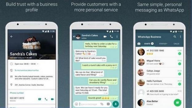 Whatsapp business online pic 2