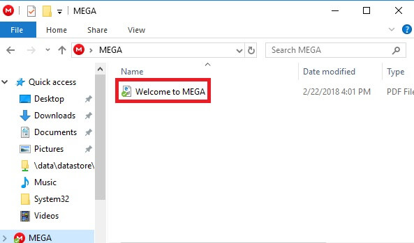 How to manage multiple mega accounts
