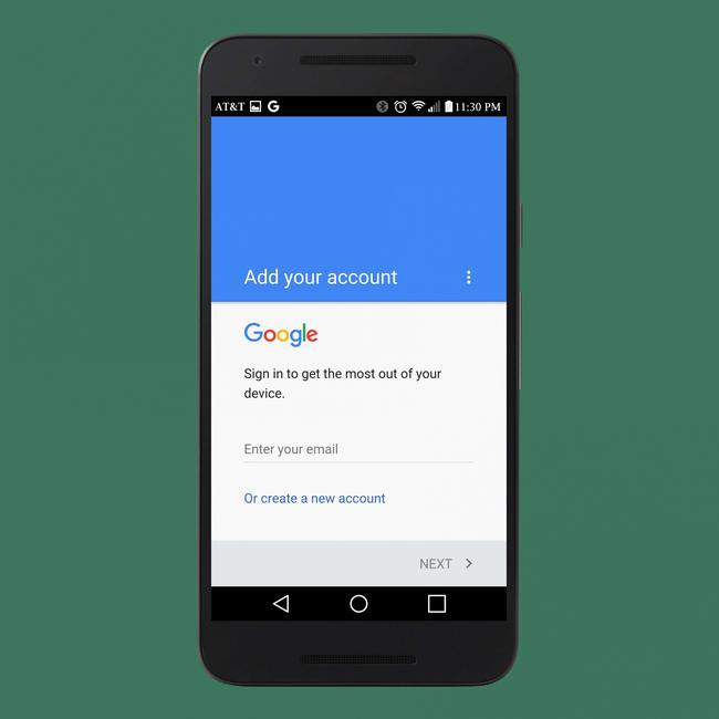 add mulitple gmail accounts