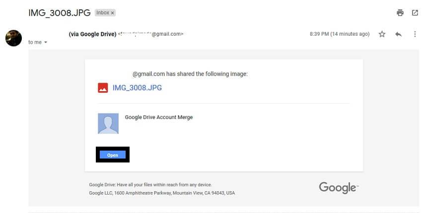 merge google drive accounts 4