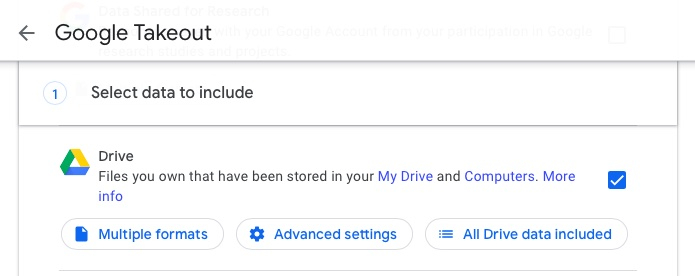 migrate google drive to onedrive 4
