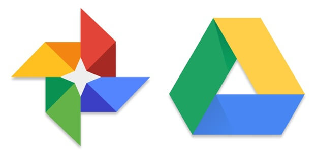 Google photo drive