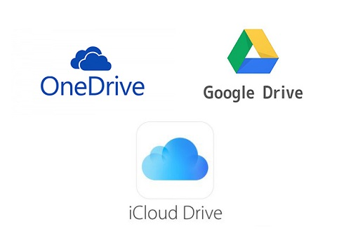 Onedrive vs Google Drive vs iCloud: Which One Standout