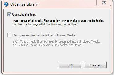 sync itunes music to flash drive