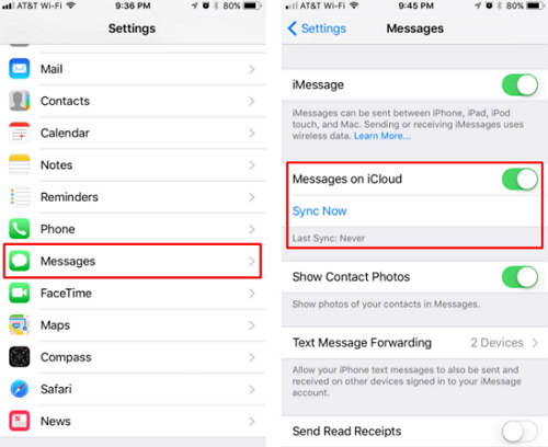 3 Proven Ways to Save Text Messages on iPhone (iPhone XS