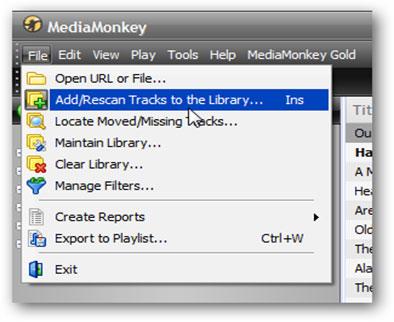 Mit MediaMonkey Musik vom PC auf das iPhone übertragen-1