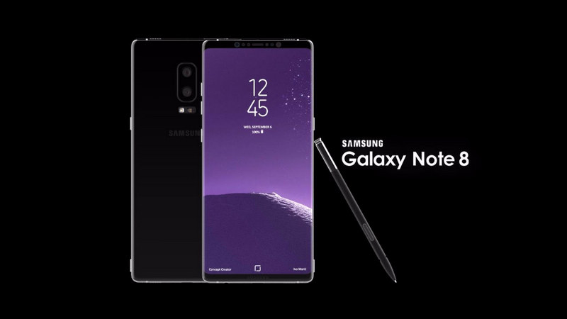 Things you need to know about the Samsung Galaxy Note 8