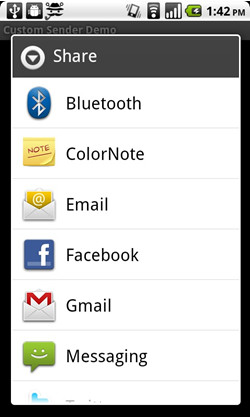 Transfer contacts from Samsung to Samsung Galaxy Note 8 via Bluetooth