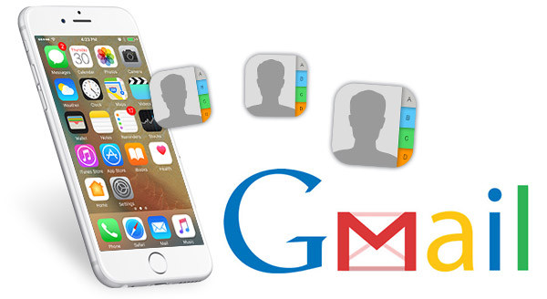 How to Export iPhone Contacts to Gmail