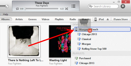 how to put music on iphone 4 with itunes