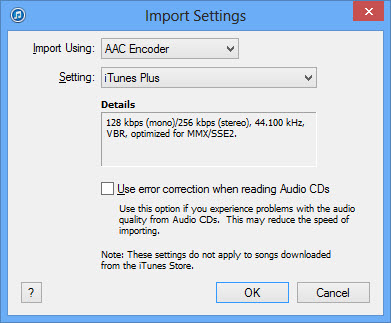 transfer music from iPhone to iPod - using cd step 3