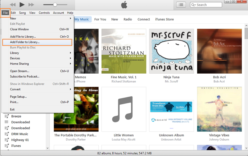 So übertragen Sie Musik vom iPod auf einen neuen Computer ohne Datenverlust