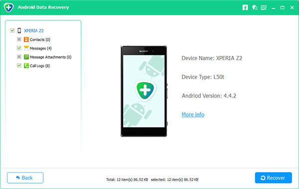 aiseesoft software de recuperacao de dados android