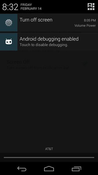 como reinicializar dispositivos android sem botao de alimentacao