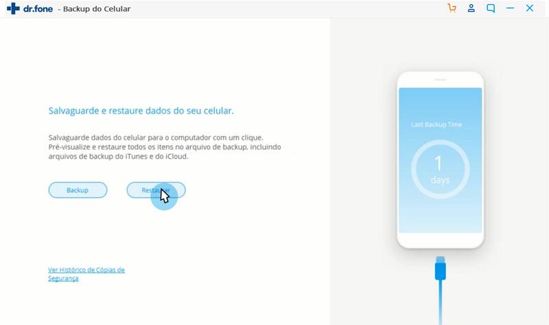 transferir dados do icloud para a samsung