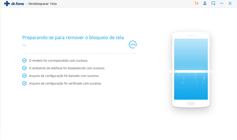 bypass Samsung lock screen-Iniciar Downloading