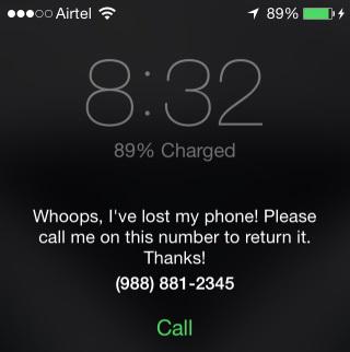 como limpar o seu iphone que foi roubado