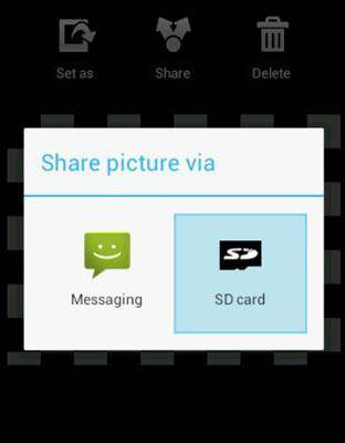 como guardar mensagens fotos do facebook messenger no android