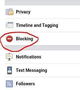 como bloquear mensagens do facebook messenger no android