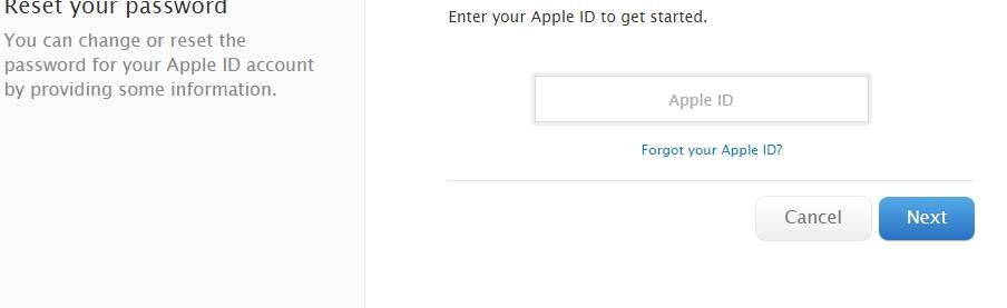 Forgot iCloud Password? Things to do to get it Back