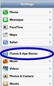 usando o id de compartilhando apple para compras na itunes app store