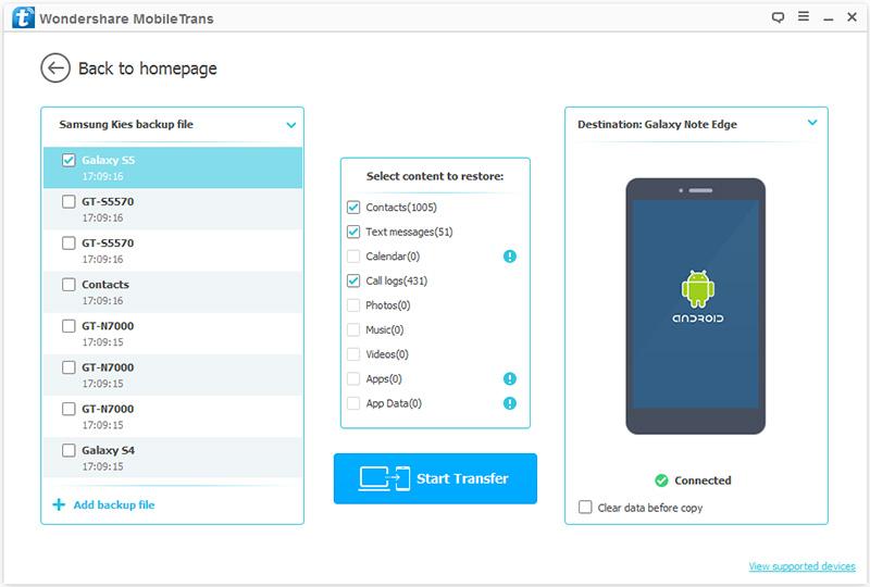 a maneira mais facil de transferir dados de samsung para iphone 7