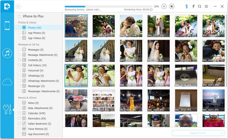 como salvar fotos a partir do mms do iphone ao pc ou mac