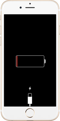 tela do iphone bloqueada tela preta e sem responder