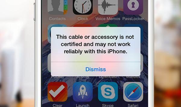 problemas comuns de carga para iphone e solucoes