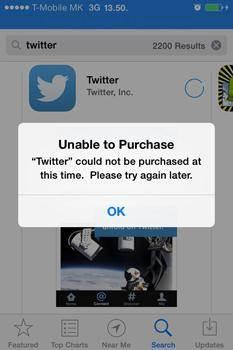 Problemas e soluções comuns em matéria Apps descarregados no iPhone