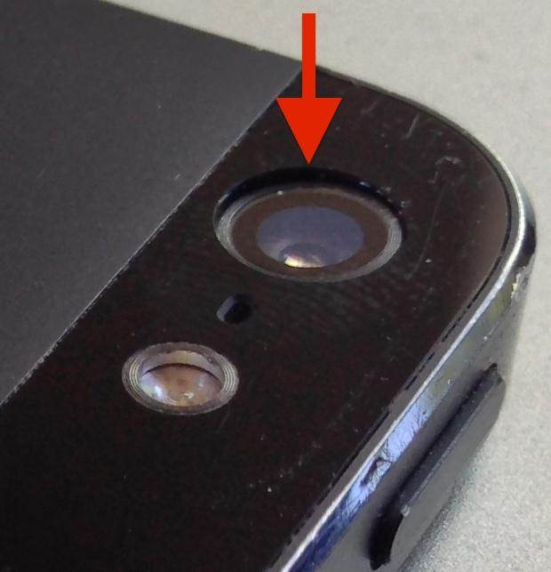 problemas com a camera do iphone e solucoes