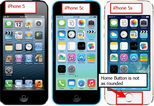 diferenças entre o iphone 5 vs iphone 5s iphone 5c