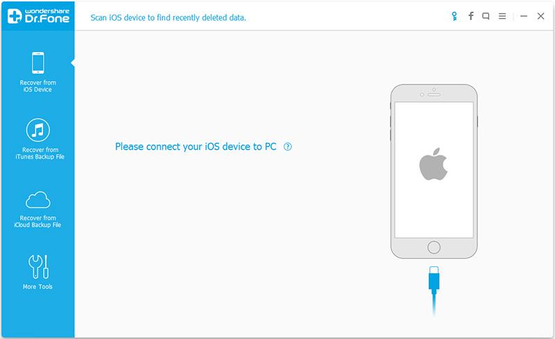 como recuperar os mensagens com imagens apagados com seu iphone
